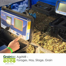 Load image into Gallery viewer, AgriNIR™ portable NIR analyser for forages and grains - Available at GRAINTEC SCIENTIFIC (Australia)