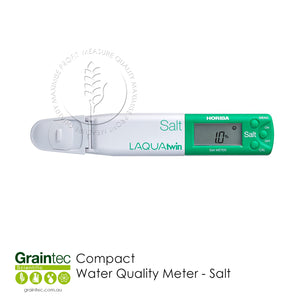 Compact Water Quality Meter – Salt