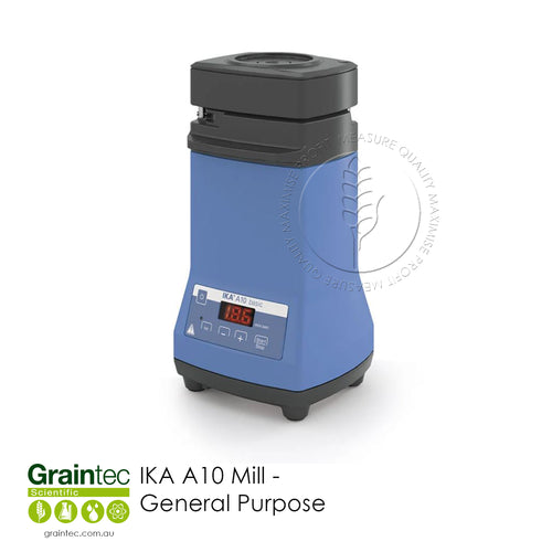 IKA A10 Mill - Available at GRAINTEC SCIENTIFIC (Australia)
