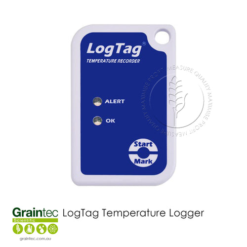 GRAINTEC SCIENTIFIC LogTag Temperature Logger