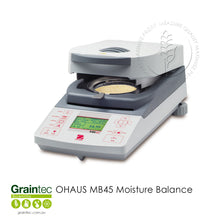 Load image into Gallery viewer, OHAUS MB45 Moisture Balance - Available at GRAINTEC SCIENTIFIC (Australia)