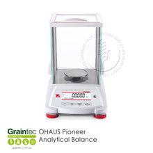 Load image into Gallery viewer, OHAUS Pioneer Analytical Balance
