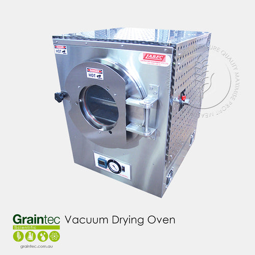 Labec Vacuum Drying Oven - Available at GRAINTEC SCIENTIFIC (Australia)