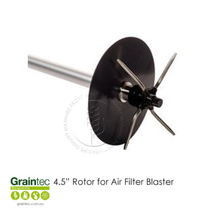Rotors for the Air Filter Blaster