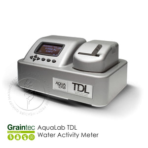 AquaLab TDL Water Activity Meter