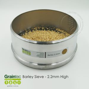 Barley Feed Sieve Slot 2.2 x 25 High - Manufactured to Grain Trade Australia specifications | graintec.com.au