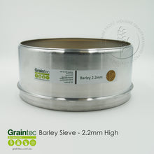 Load image into Gallery viewer, Barley Feed Sieve Slot 2.2 x 25 High - Manufactured to Grain Trade Australia specifications | graintec.com.au