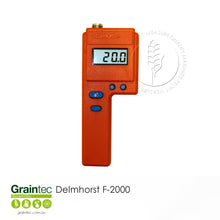 Load image into Gallery viewer, Delmhorst Hay Moisture Meter
