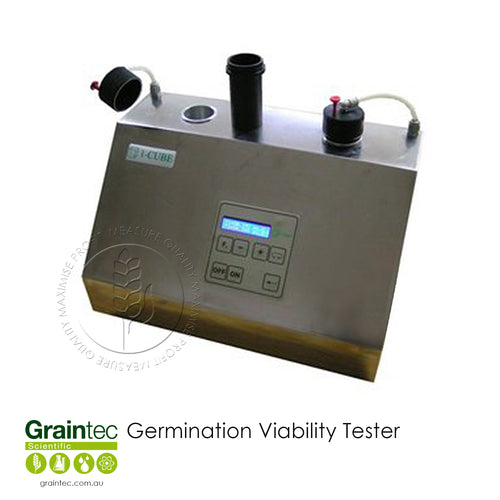 1-Cube Vitascop Easi-Twin Germination Viability Tester - Available at GRAINTEC SCIENTIFIC (Australia)