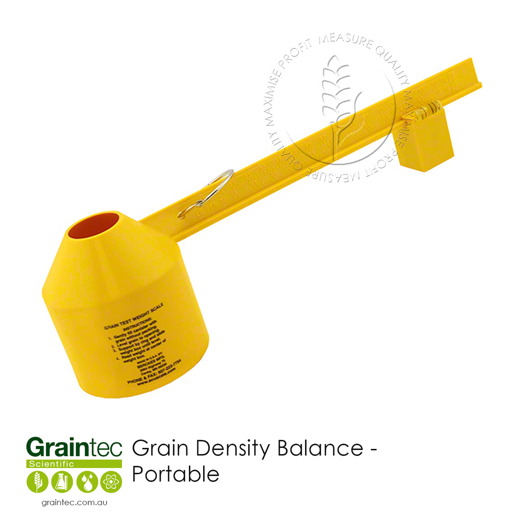 Grain Density Balance - Portable