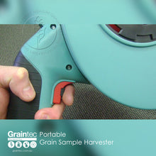 Load image into Gallery viewer, Minibatt Portable Grain Sample Harvester