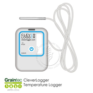 CleverLogger Temperature Logger with External Probe
