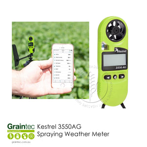 Kestrel Weather Meters