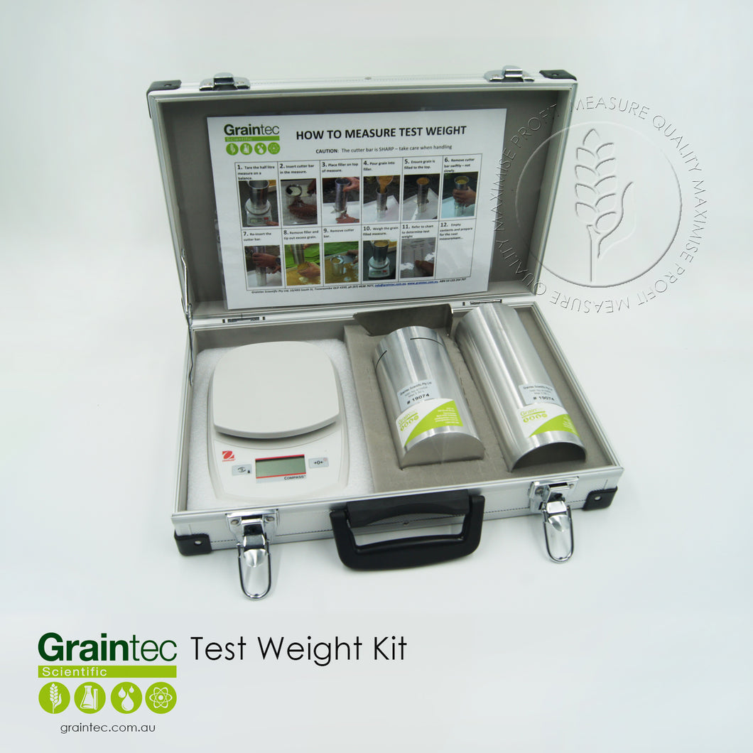 Test Weight Kit