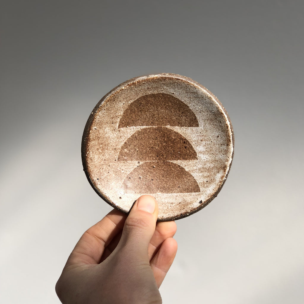 Crescent Moon Dish - Made by Bowie