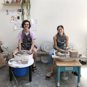 Pottery Pals 2 Hour Wheel Taster Workshop