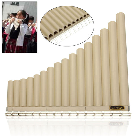 Learn The Music Instrument Panpipe Pan Flute for Beginners
