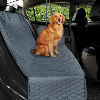 Dog Car Seat Covers Hammock Waterproof Pet Backseat Protector