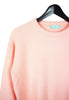 Super Soft Pastel Colour Jumper - Peach Pink