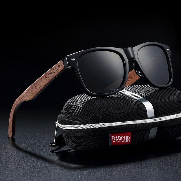 Black Walnut Sunglasses-Sevenedge Perfect Gifts