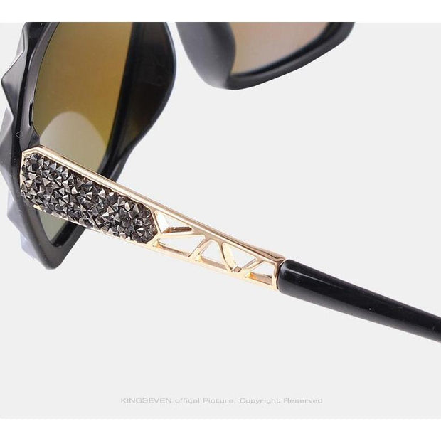 Butterfly Shaped Oversized Sunglasses-Sevenedge Perfect Gifts