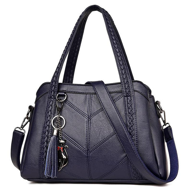 Casual Leather Handbag For Women-Sevenedge Perfect Gifts
