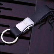 Classic Leather And Metal Car Key Chains-Sevenedge Perfect Gifts