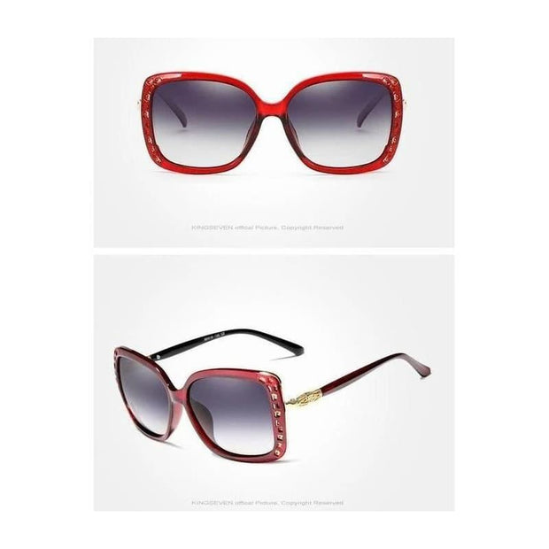 Classic Oversized Fashion Sunglasses For Women-Sevenedge Perfect Gifts