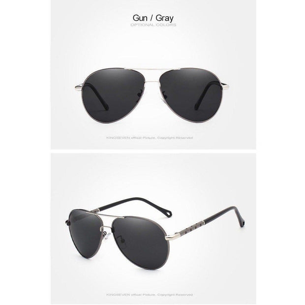 Designer Pilot Inspired Sunglasses-Sevenedge Perfect Gifts