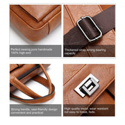 Formal Crossbody Laptop Bag For Men-Sevenedge Perfect Gifts