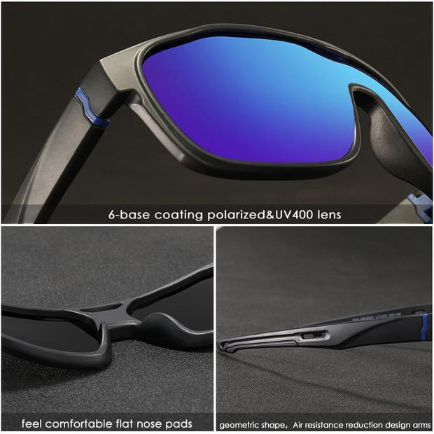 Funky Polarised Sunglasses-Sevenedge Perfect Gifts