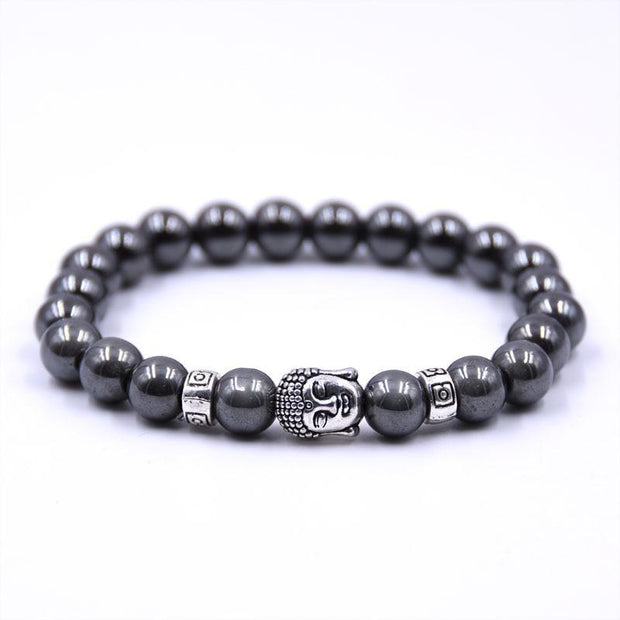 Hematite Beads Bracelet-Sevenedge Perfect Gifts