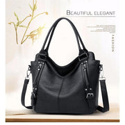 High Quality Carry-all Leather Bag For Women-Sevenedge Perfect Gifts