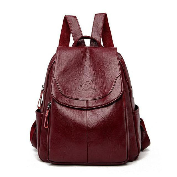 Leather Backpack-Sevenedge Perfect Gifts