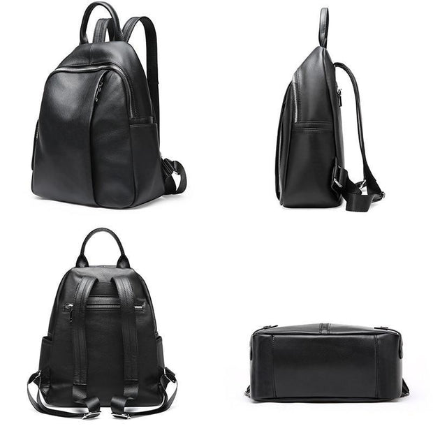 Leather Knapsack-Sevenedge Perfect Gifts