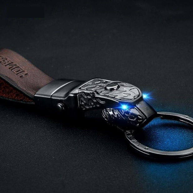 Led Light Luxe Keychain-Sevenedge Perfect Gifts