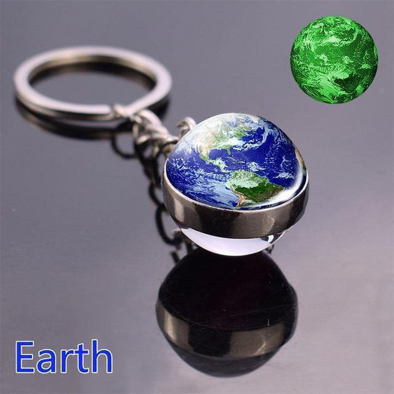 Luminous Planet Keychain-Sevenedge Perfect Gifts