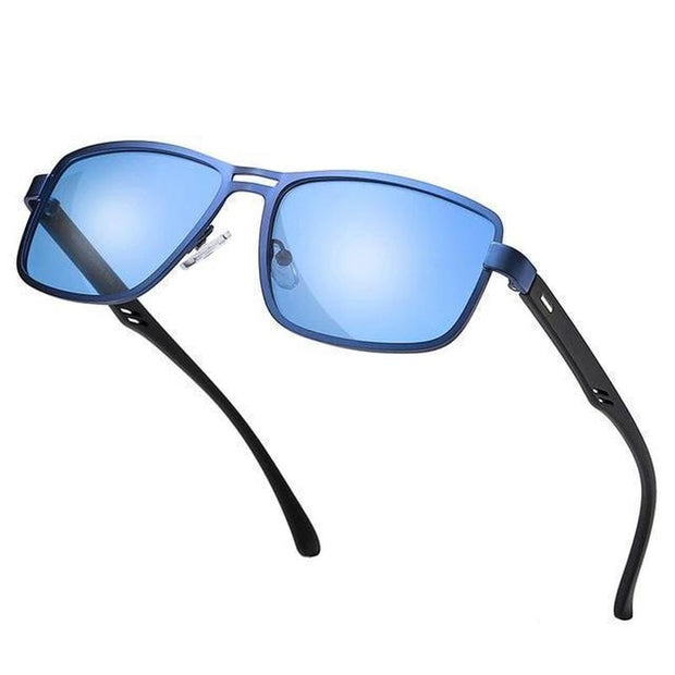 Men's Square Sunglasses-Sevenedge Perfect Gifts