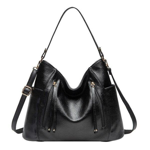 Minimal Luxury Women's Leather Handbag-Sevenedge Perfect Gifts