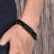 Multi-layer Leather Wristband-Sevenedge Perfect Gifts