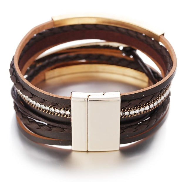 Multi-Layer Wrap Bracelet-Sevenedge Perfect Gifts