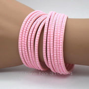 Multiple Strand Crystal Bracelets-Sevenedge Perfect Gifts