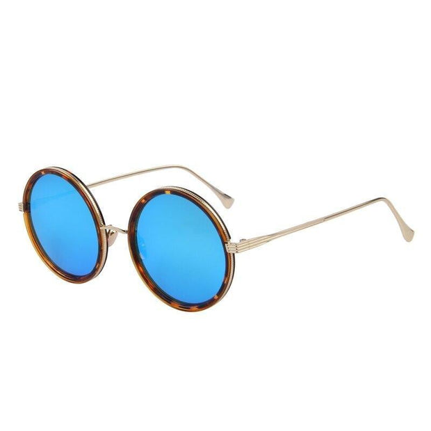 Perfectly Round Vintage Sunglasses-Sevenedge Perfect Gifts