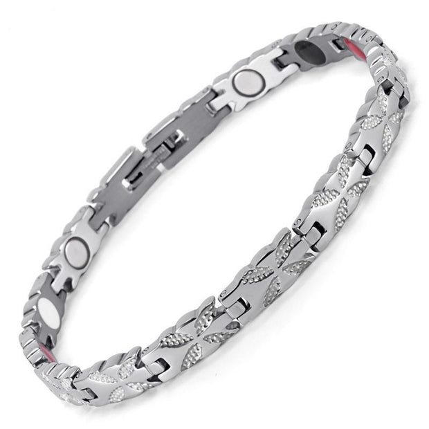 Reselda Magnetic Healing Stainless Steel Bracelet-Sevenedge Perfect Gifts