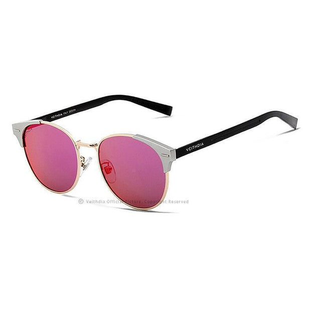 Retro Aluminium Cat Eye Sunglasses For Men-Sevenedge Perfect Gifts