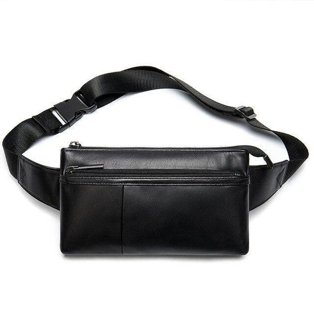 Sheepskin Waist Bag For Men-Sevenedge Perfect Gifts