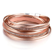 Simple Multi-Layer Wrap Bracelet-Sevenedge Perfect Gifts