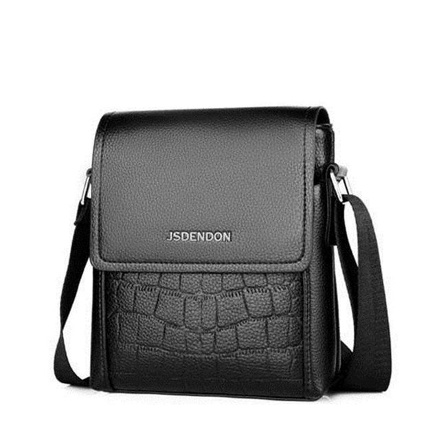 Sleek Men's Designer Shoulder Bag-Sevenedge Perfect Gifts