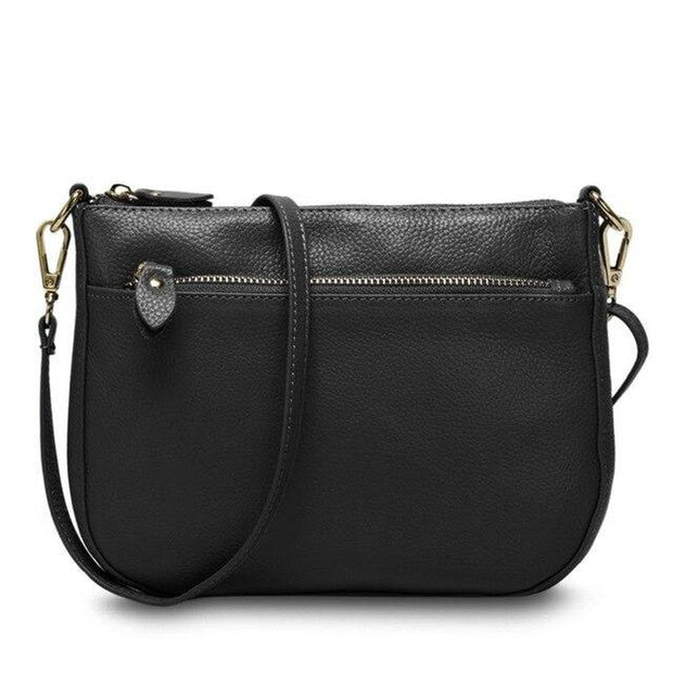 Startling Leather Shoulder Purse-Sevenedge Perfect Gifts