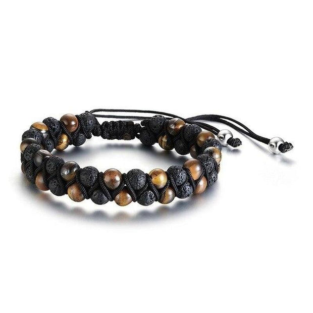 Stone Braided Bracelet-Sevenedge Perfect Gifts